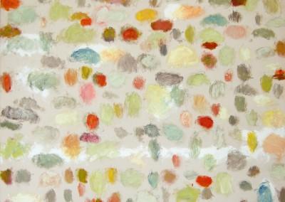 O.T. (dots I) - 2010 - 170 x 150 cm