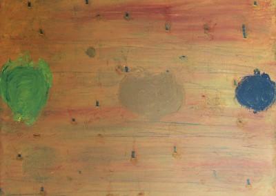Schwarm 120612 - 2012 - 30 x 40 cm auf Holz