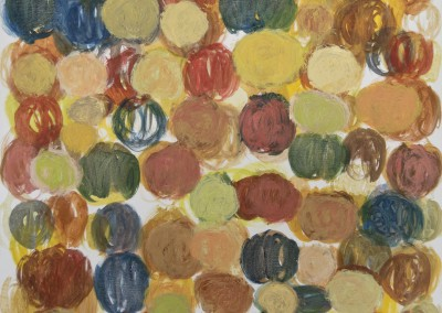 Schwarm 150212 - 2012 - 100 x 100 cm