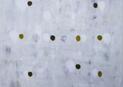 Schwarm 1511 - 2012 - 145 x 125 cm