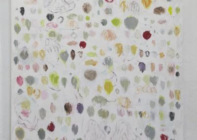 O.T. (Quallen) - 2012 - 145 cm x 125 cm